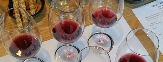 Grenache Wine Tasting @ Meat Fish Wine