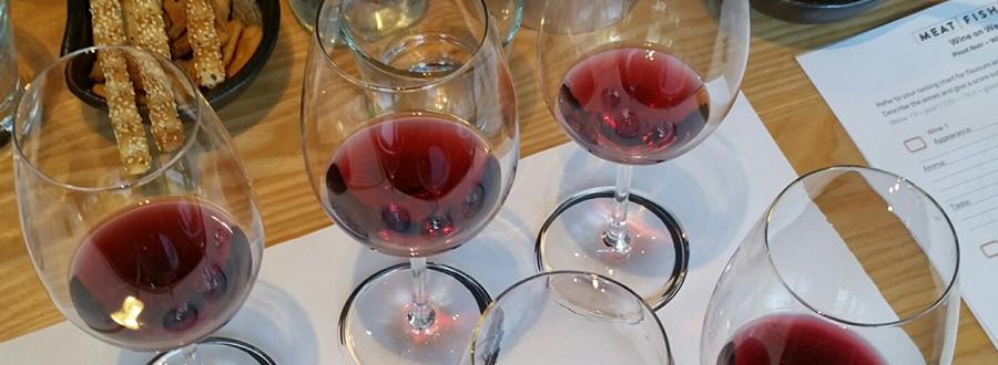 Grenache Wine Tasting @ Meat Fish Wine