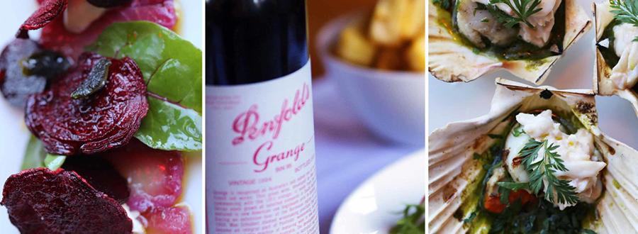 Aged + Rare Dinner | Meat Fish Wine