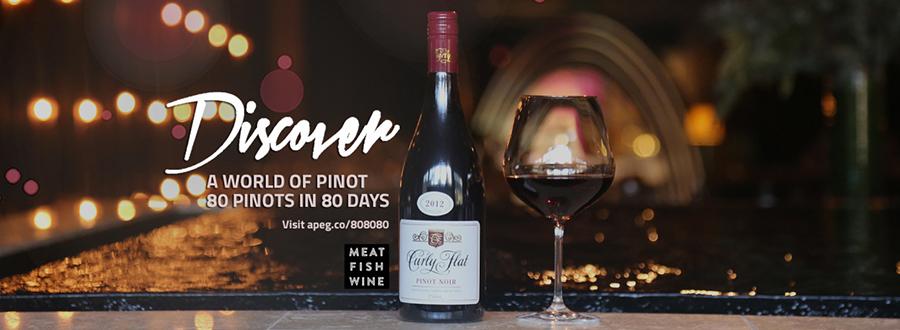 80 Pinots | 80 Days | $80