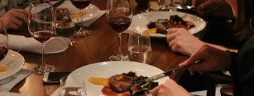 An Unforgettable Wine Dinner at Meat Fish Wine