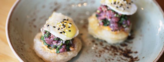 Recipe: Burma Lane's Beef Tartare
