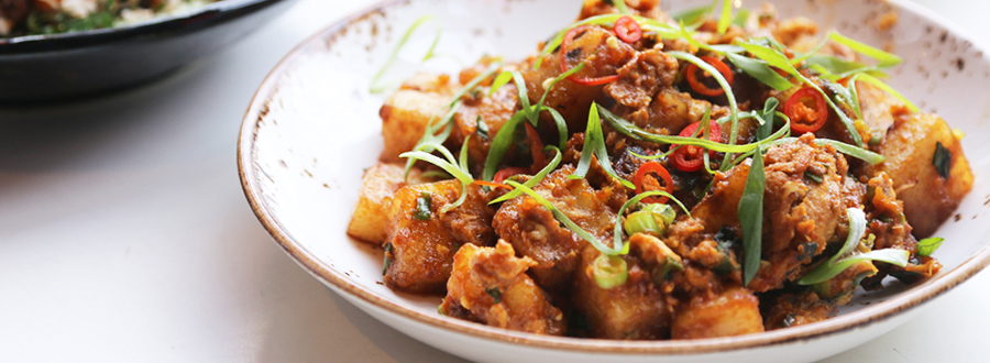 Recipe: Singapore Carrot Cake