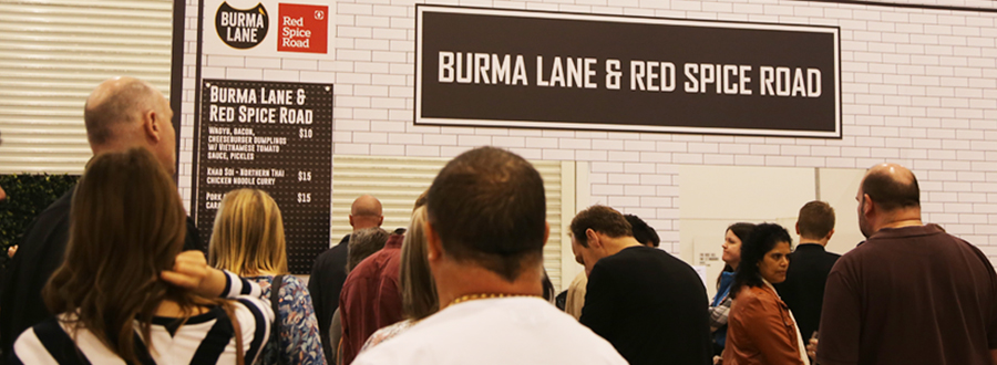 Burma Lane & Red Spice Road @ the Good Food and Wine Show