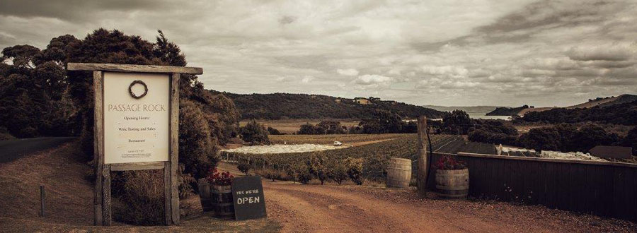 Meet our Producers: Passage Rock Winery