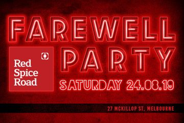 Farewell Party!