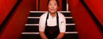 Meet our new Red Spice Road Head Chef – Sungeun Mo