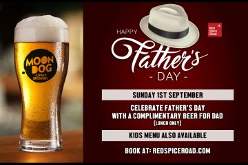 Father's Day Lunch @ Red Spice Road