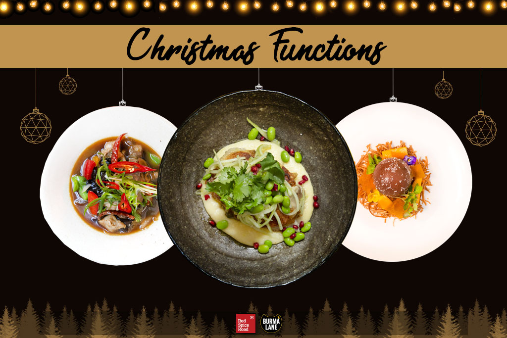 Christmas Functions Offer