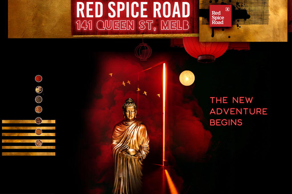 Red Spice Road's Queen Street Location Opens Friday!