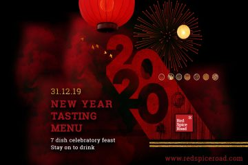 NYE at Red Spice Road