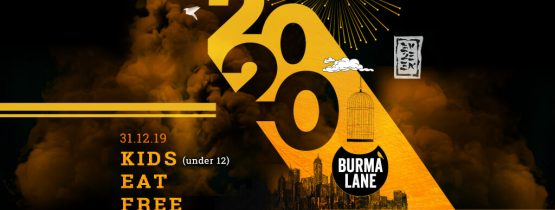 NYE at Burma Lane