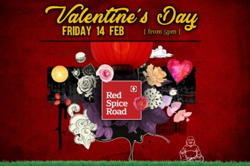 Valentine's Day @ Red Spice Road