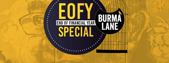 Burma Lane's EOFY Special Offers Are In!